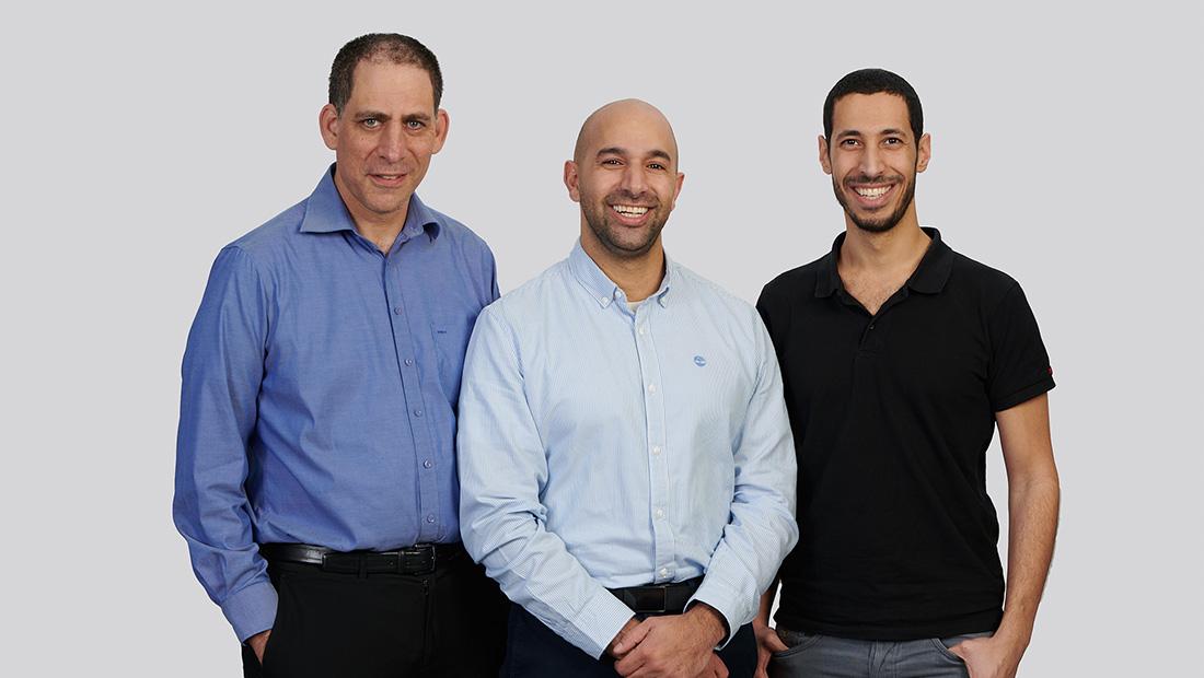 Avi Bakal, Omer Kapach y Uriel Levy