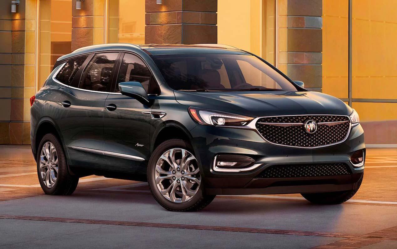 La Buick Enclave 2019 que se vende en Norteamérica