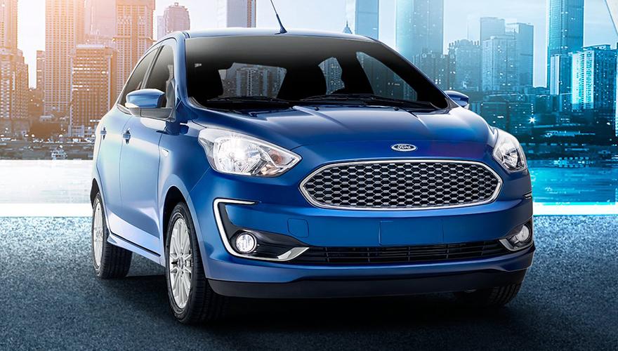 El Ford Figo autos recomendados para taxi en mexico