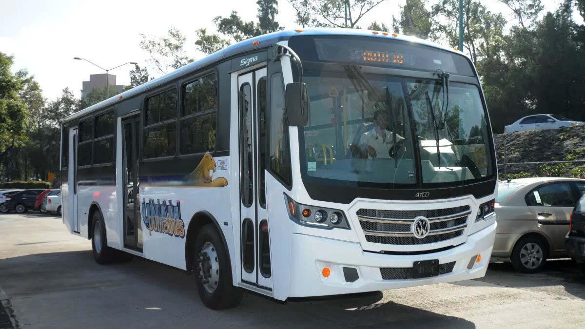 El 'Pumamóvil' ayudará a localizar y seguir rutas de los autobuses