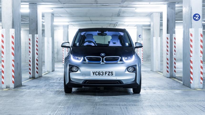 Comprar auto electrico mexico BMW i3
