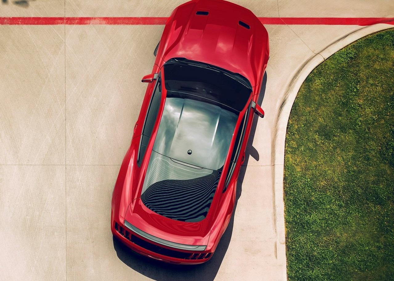 La SUV de Ford basada en el Mustang podría presentarse en noviembre
