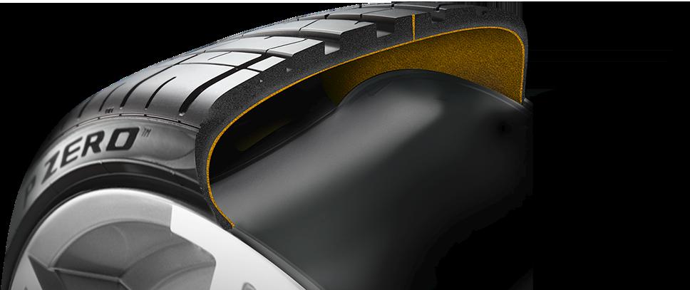 Las llantas Run-Flat también se pinchan, pero se puede seguir rodando con ellas por una distancia considerable