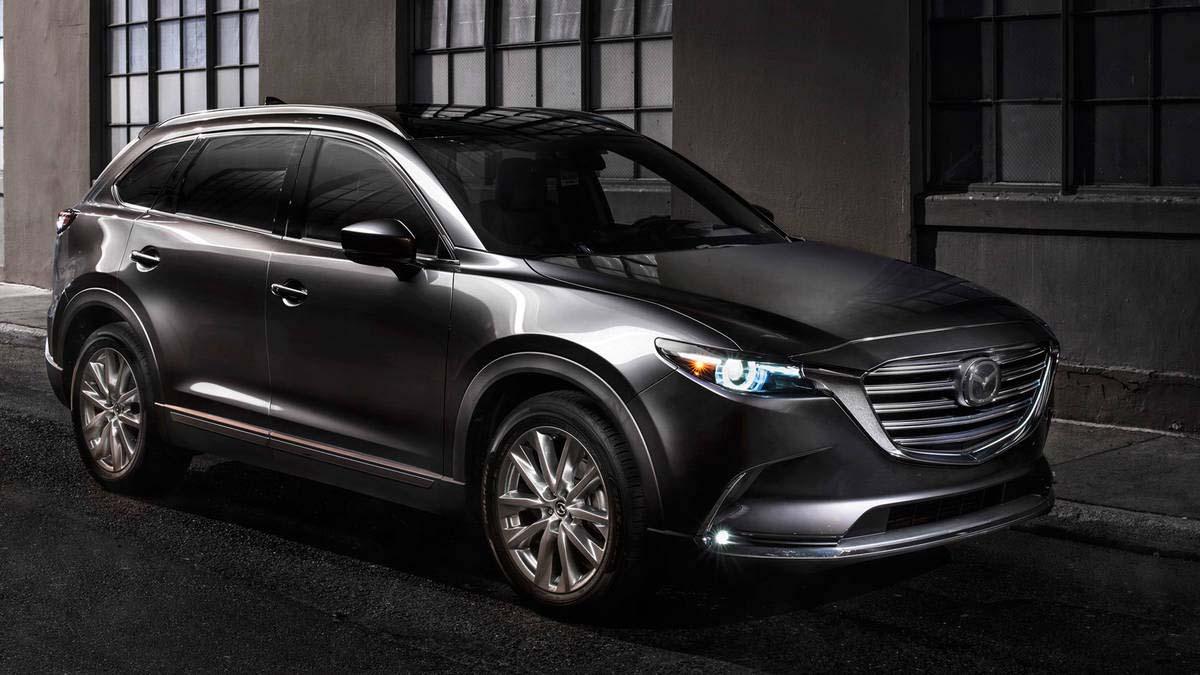 La Mazda CX-9 es una de las SUV que mejores números ofrece en cuestión de costo/beneficio