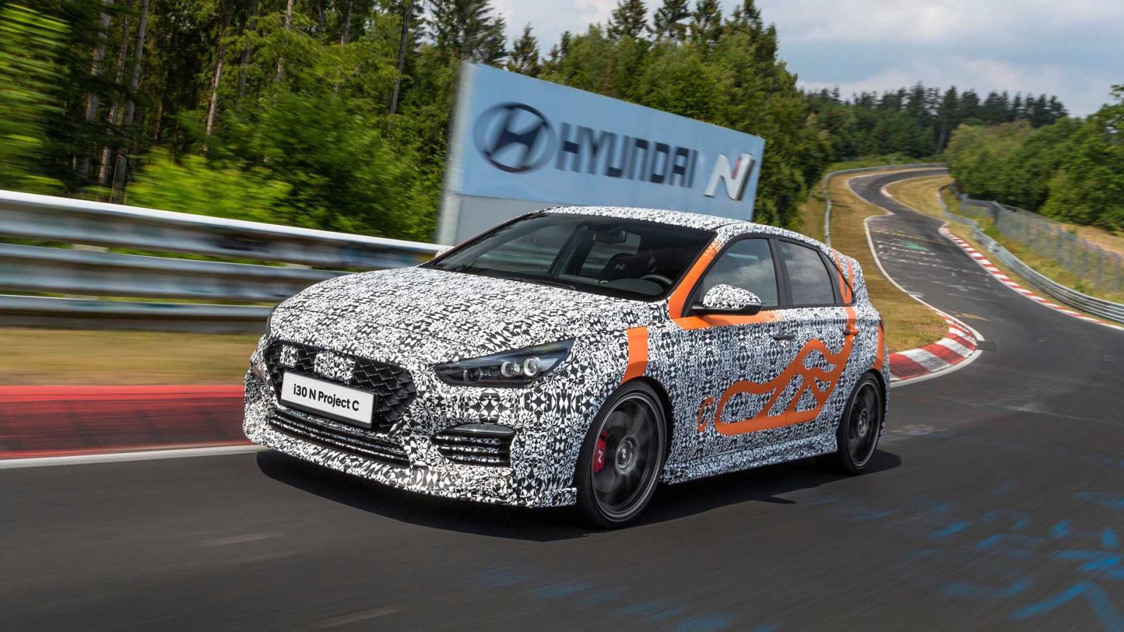 Hyundai i30 Project C
