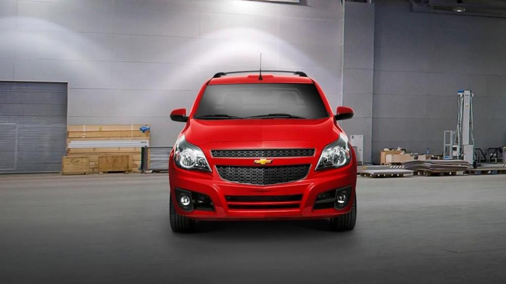 Chevrolet Tornado LT 2019 resena ventajas desventajas