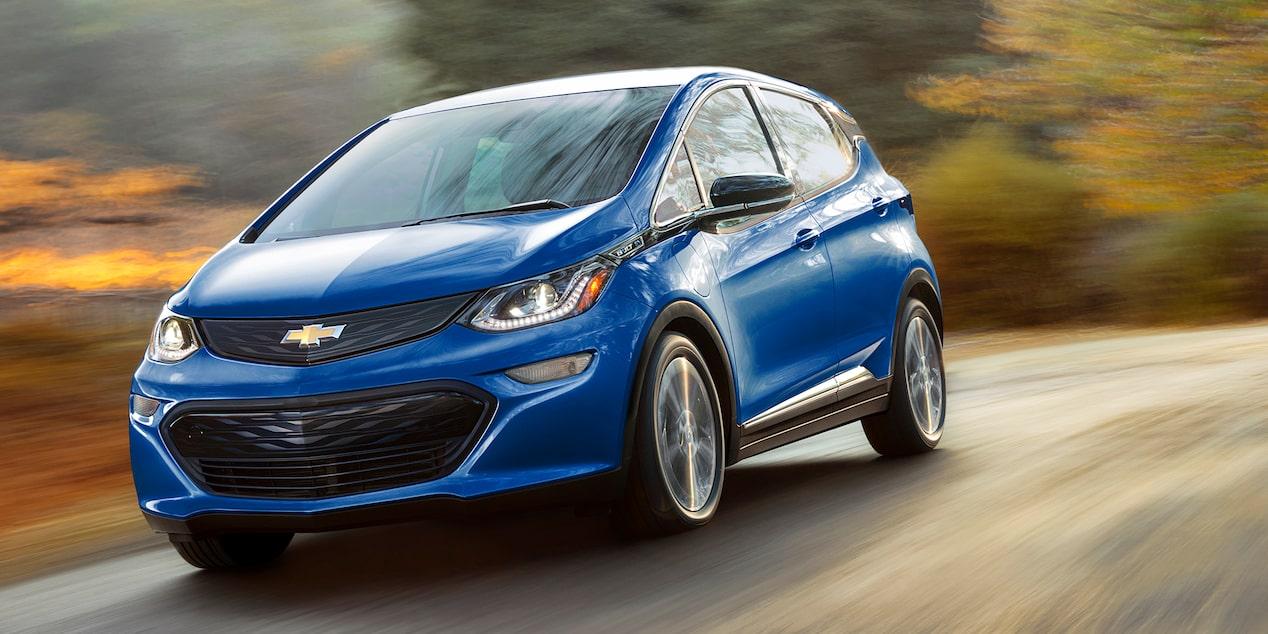 El Chevrolet Bolt EV 2020 no sufrirá cambios sustanciales en el apartado estético en comparación con el modelo 2019