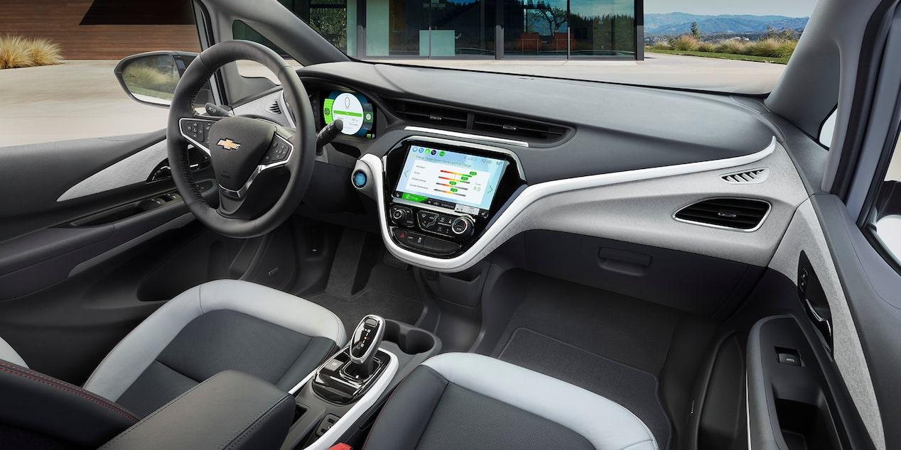 La principal mejora del Chevrolet Bolt EV 2020 tendrá lugar en su autonomía de 417 kilómetros por carga completa
