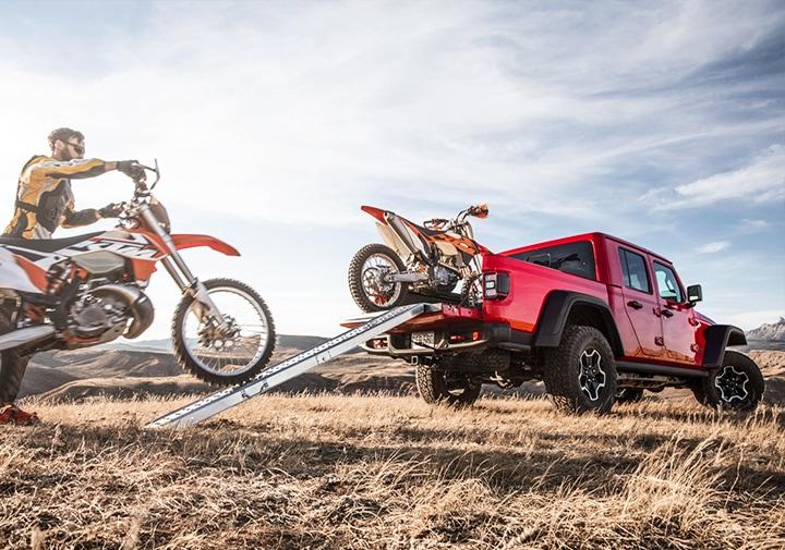 La Jeep Gladiator Rubicon 2020 no solo tiene un diseño atractivo, sino que es altamente funcional para el off-road