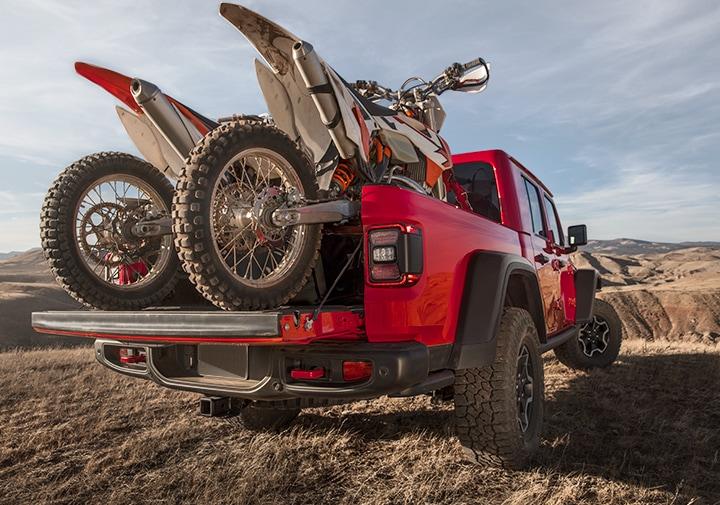 La Jeep Gladiator Rubicon 2020 genera confianza para enfrentar cualquier camino