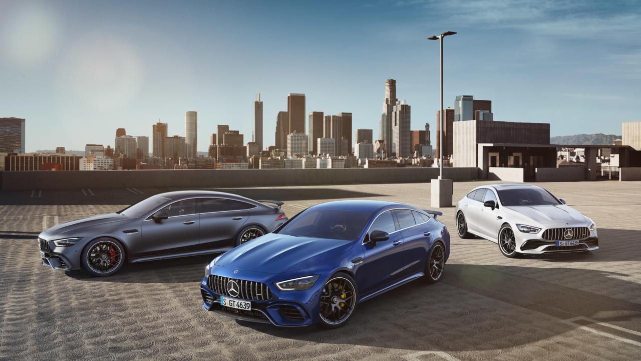 Mercedes-AMG GT 63 4-Door Coupé 2019 resena ventajas desventajas