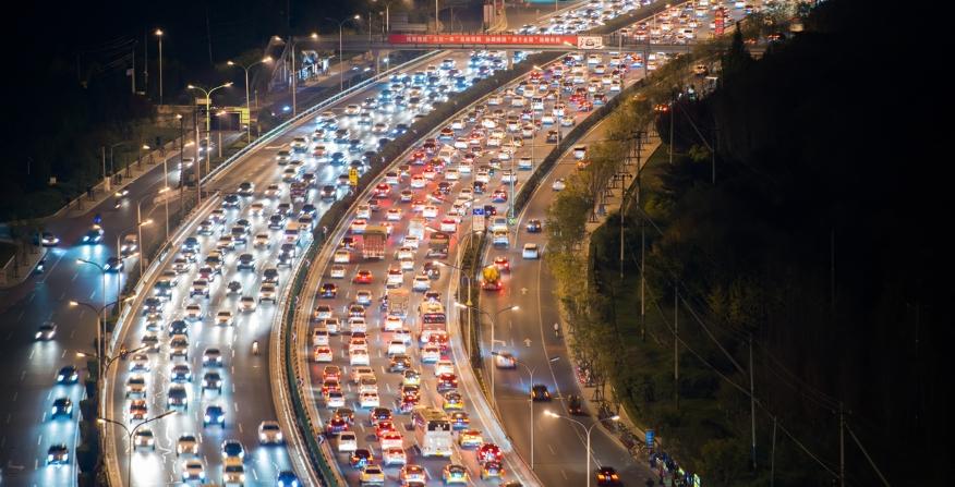 Congestionamientos fantasmas causas
