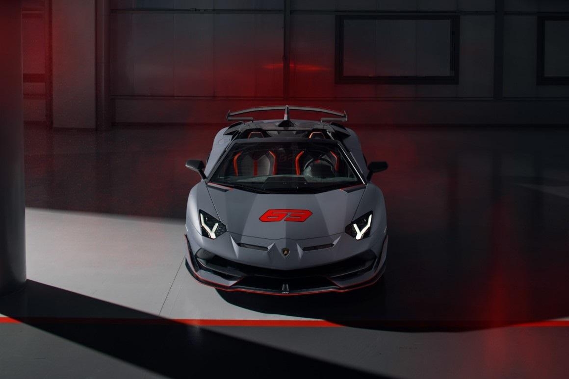 Lamborghini aAventador SVJ 63 Edition Roadster 2020