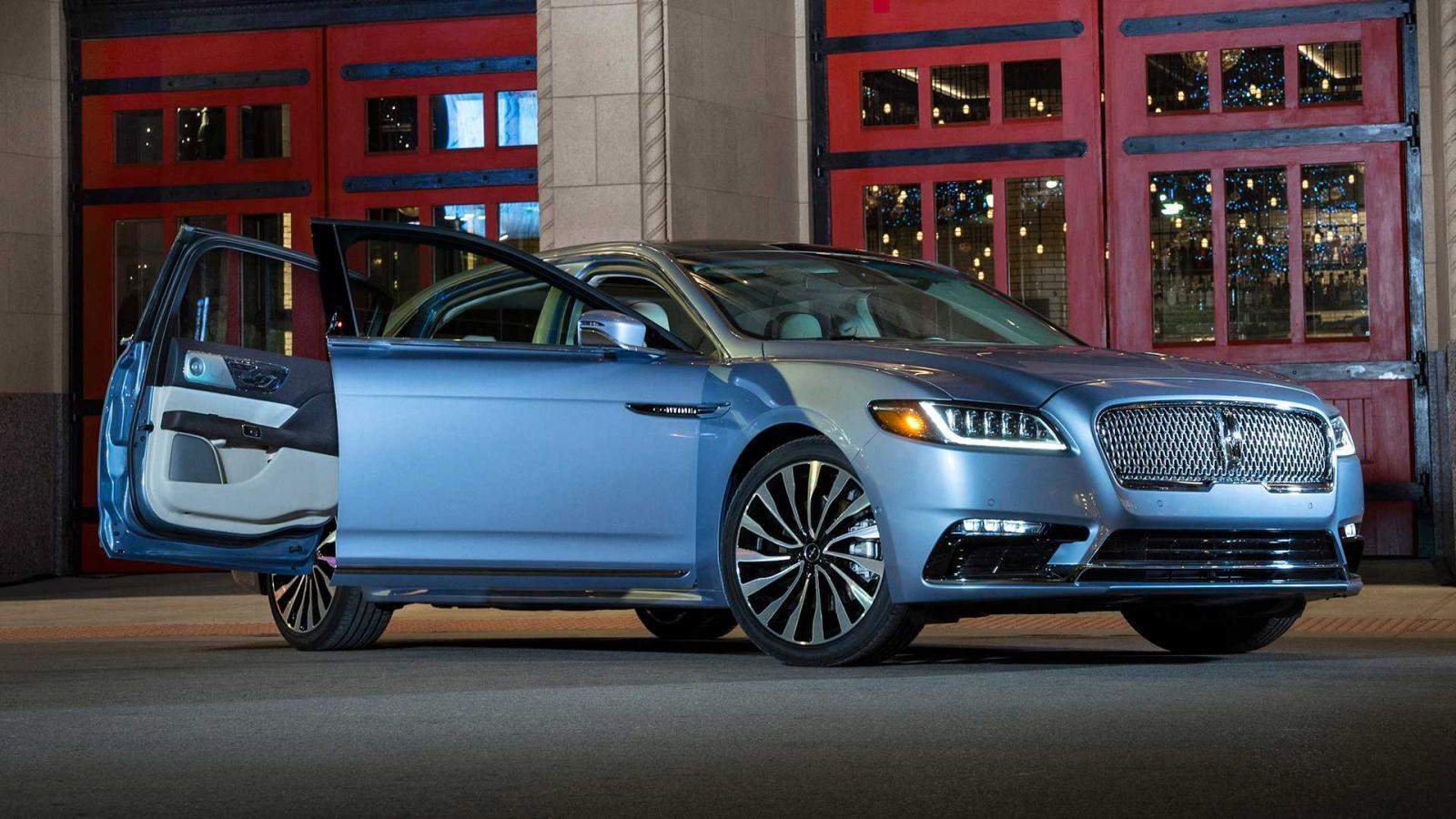 Lincoln Continental 80 aniversario