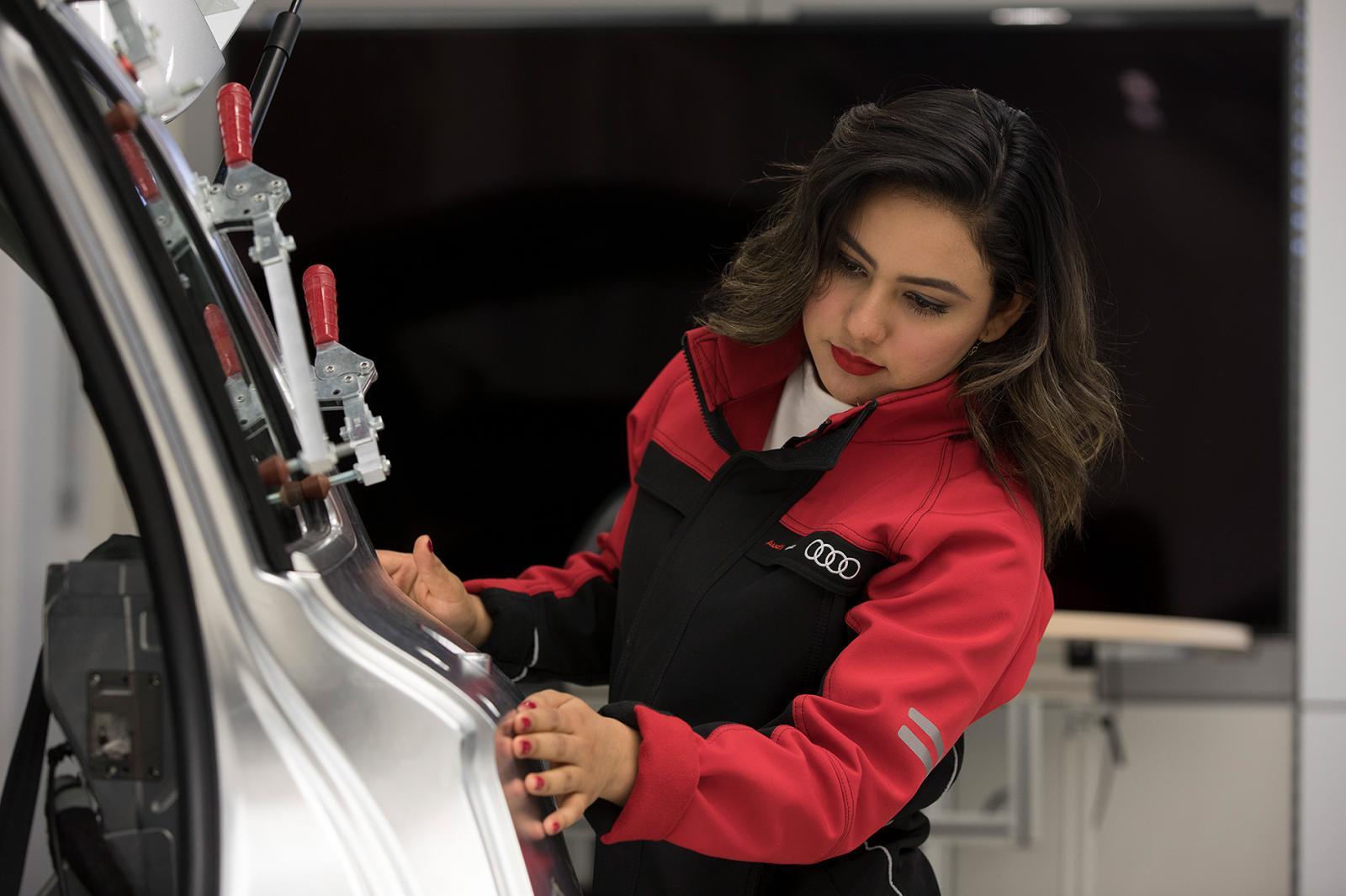 Audi México ensamblaje