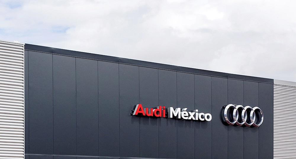 Audi México Puebla
