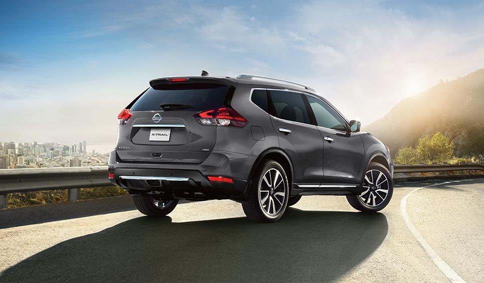 La Nissan X-Trail 2020 precio en México tiene un diseño que luce tecnológico, especialmente, desde una perspectiva frontal