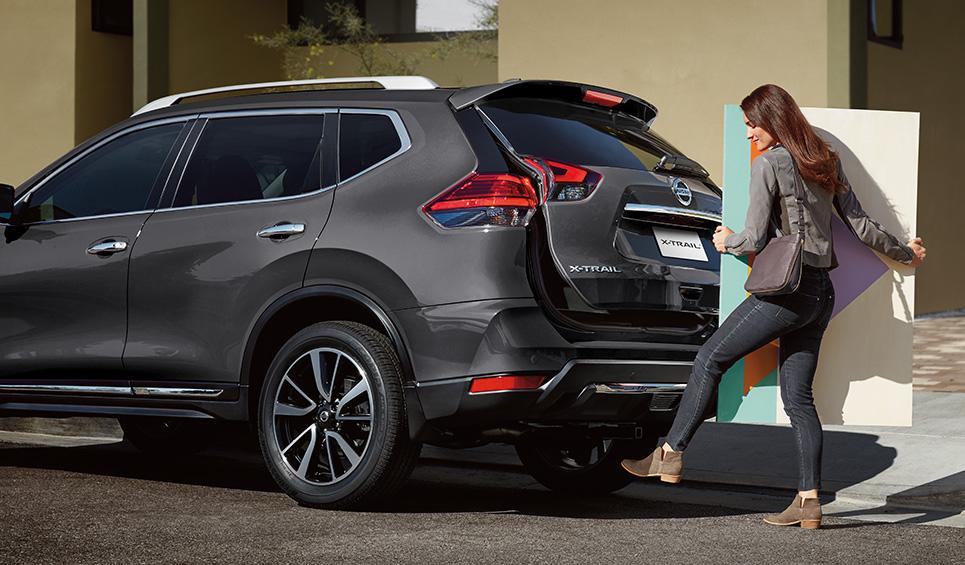 La Nissan X-Trail 2020 precio en México es muy funcional para el día a día