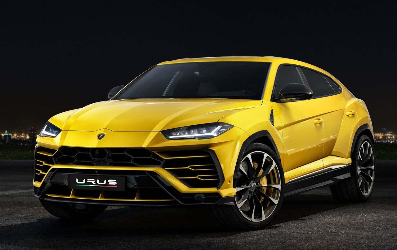 La Lamborghini Urus es mucho más liviana que la mayoría de las SUV