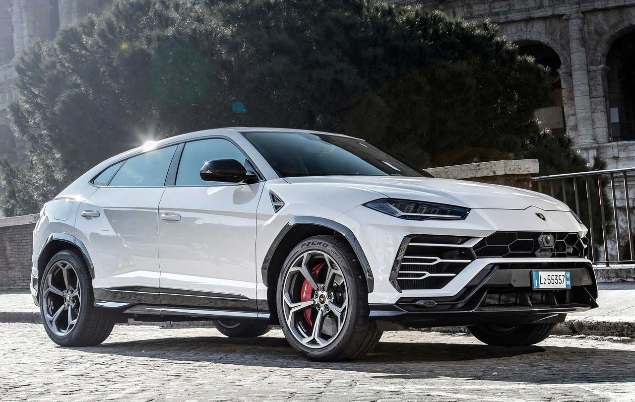 La Lamborghini Urus alcanza los 350 km/h de velocidad máxima