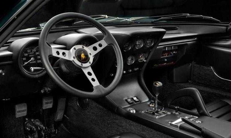 El Lamborghini Miura Jota marcó un antes y un después en la evolución de los superdeportivos