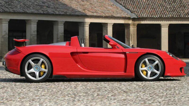 El Porsche Carrera GT era el auto en el que viajaba Paul Walker al momento de morir