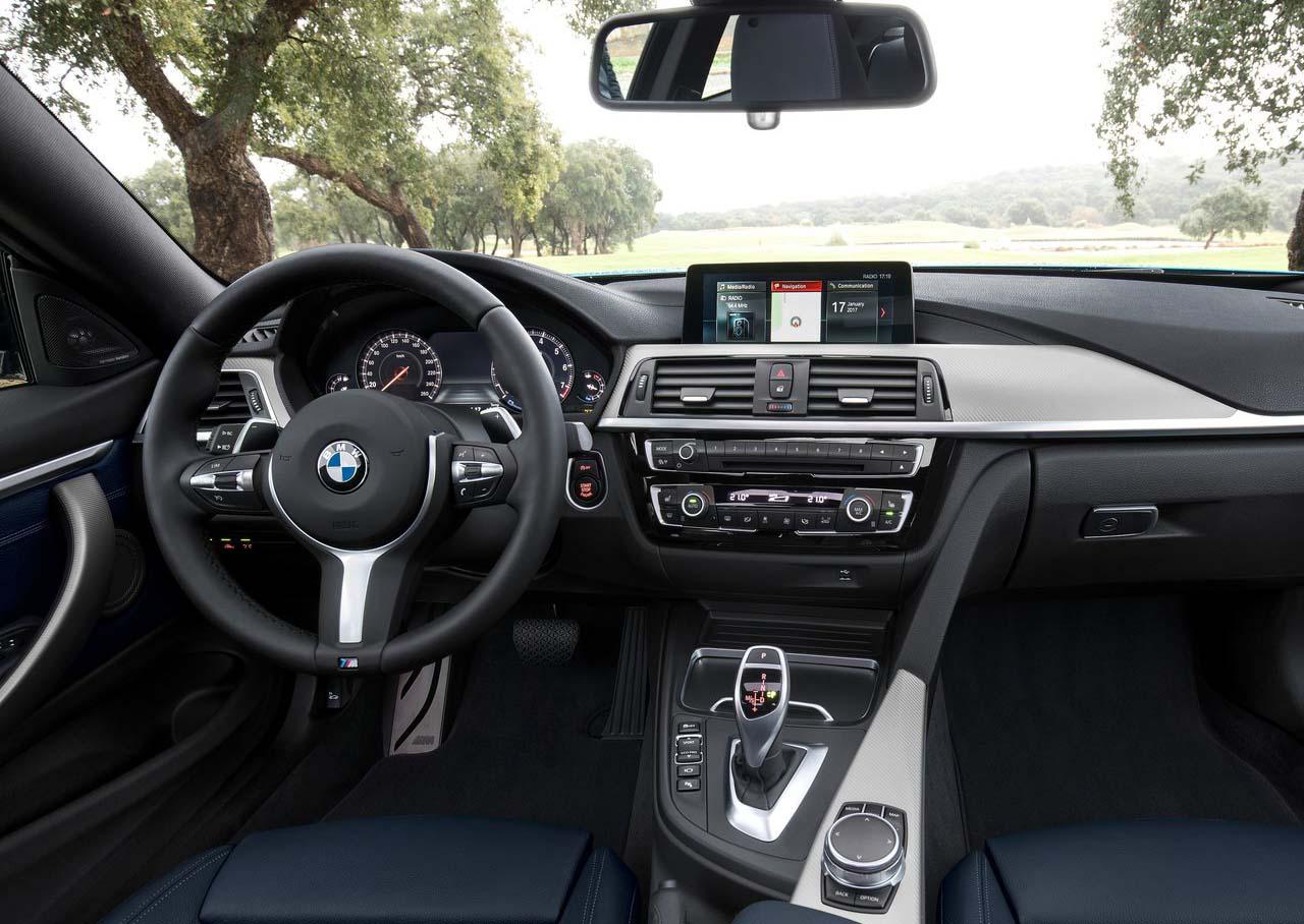Al interior del BMW Serie 4 2020 precio en México se puede encontrar un espacio que da una sensación de exclusividad