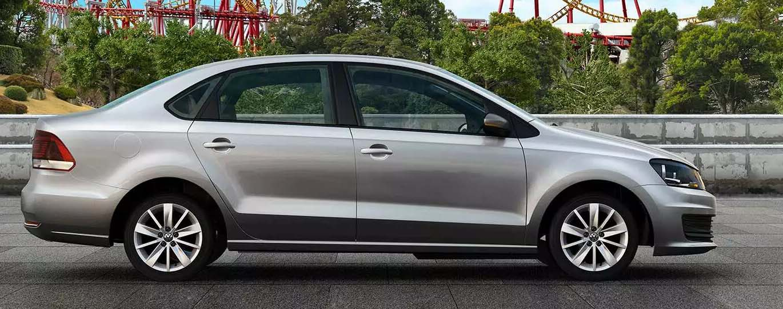 Volkswagen le dará una actualización al Vento en India