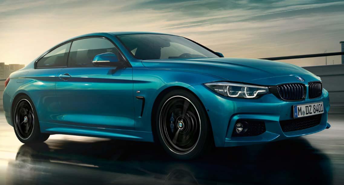 El BMW Serie 4 2020 precio en México tiene diferentes opciones de motorización