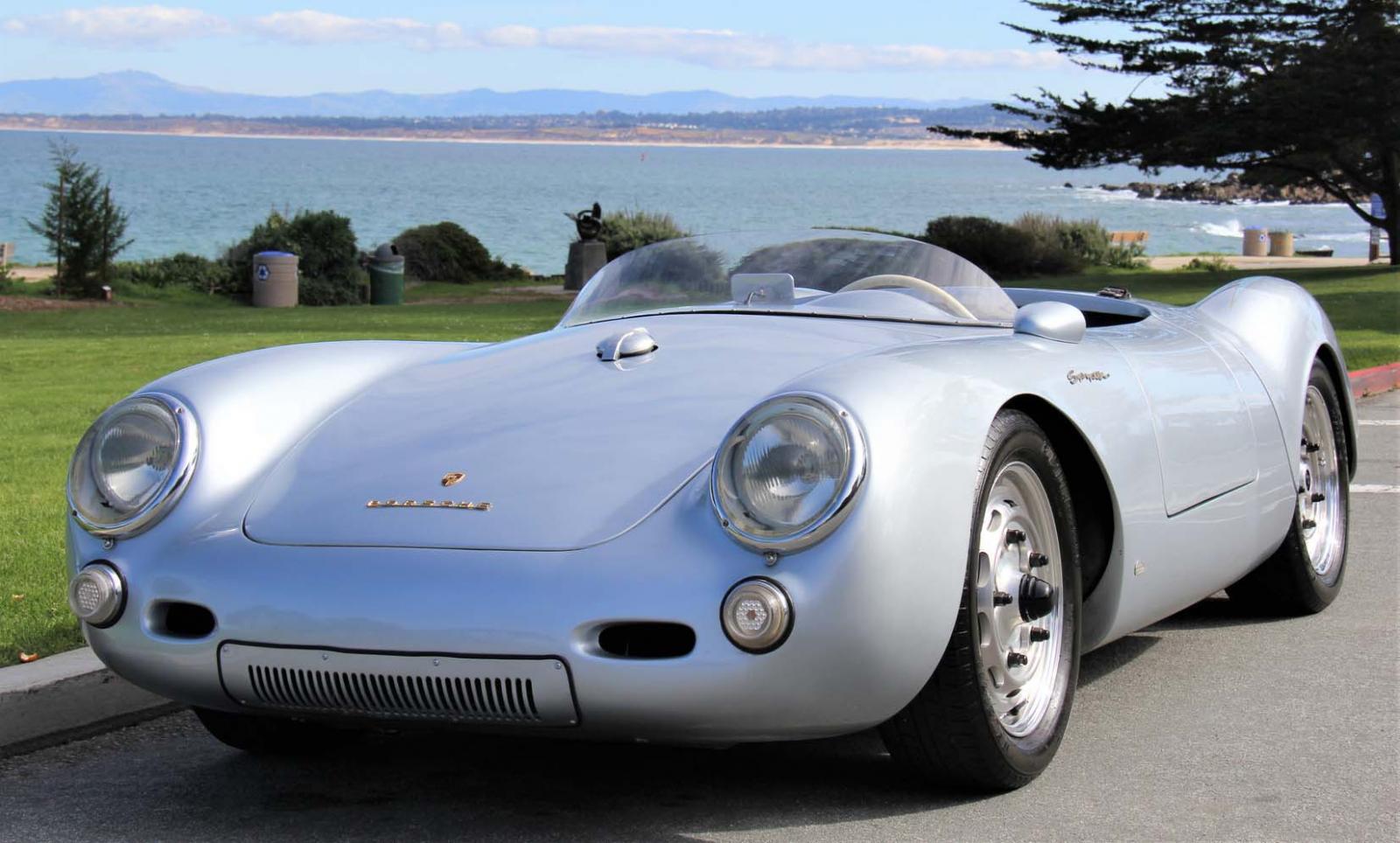 James Dean tenía un Porsche Spyder 550