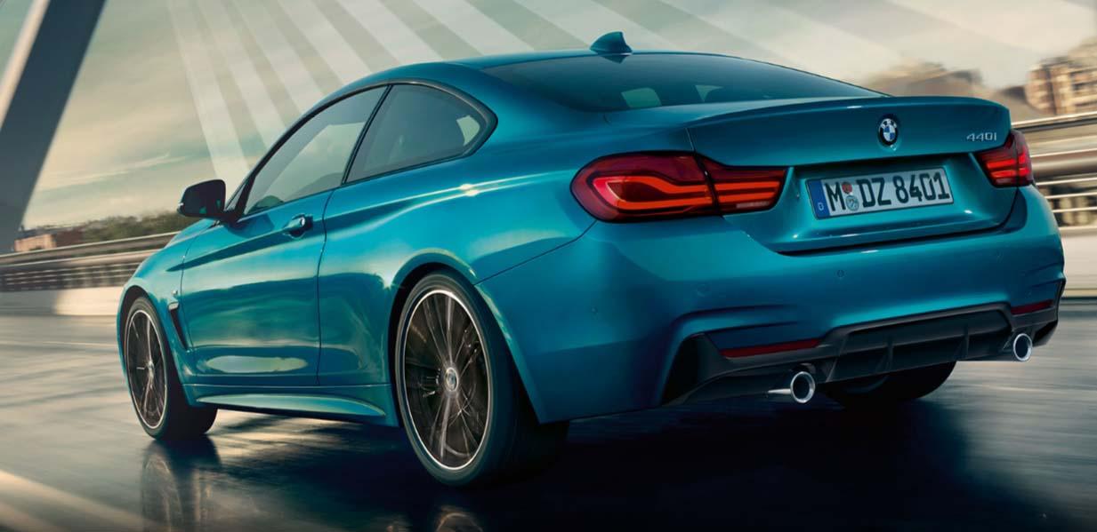 El BMW Serie 4 2020 precio en México tiene un diseño arriesgado y tecnología
