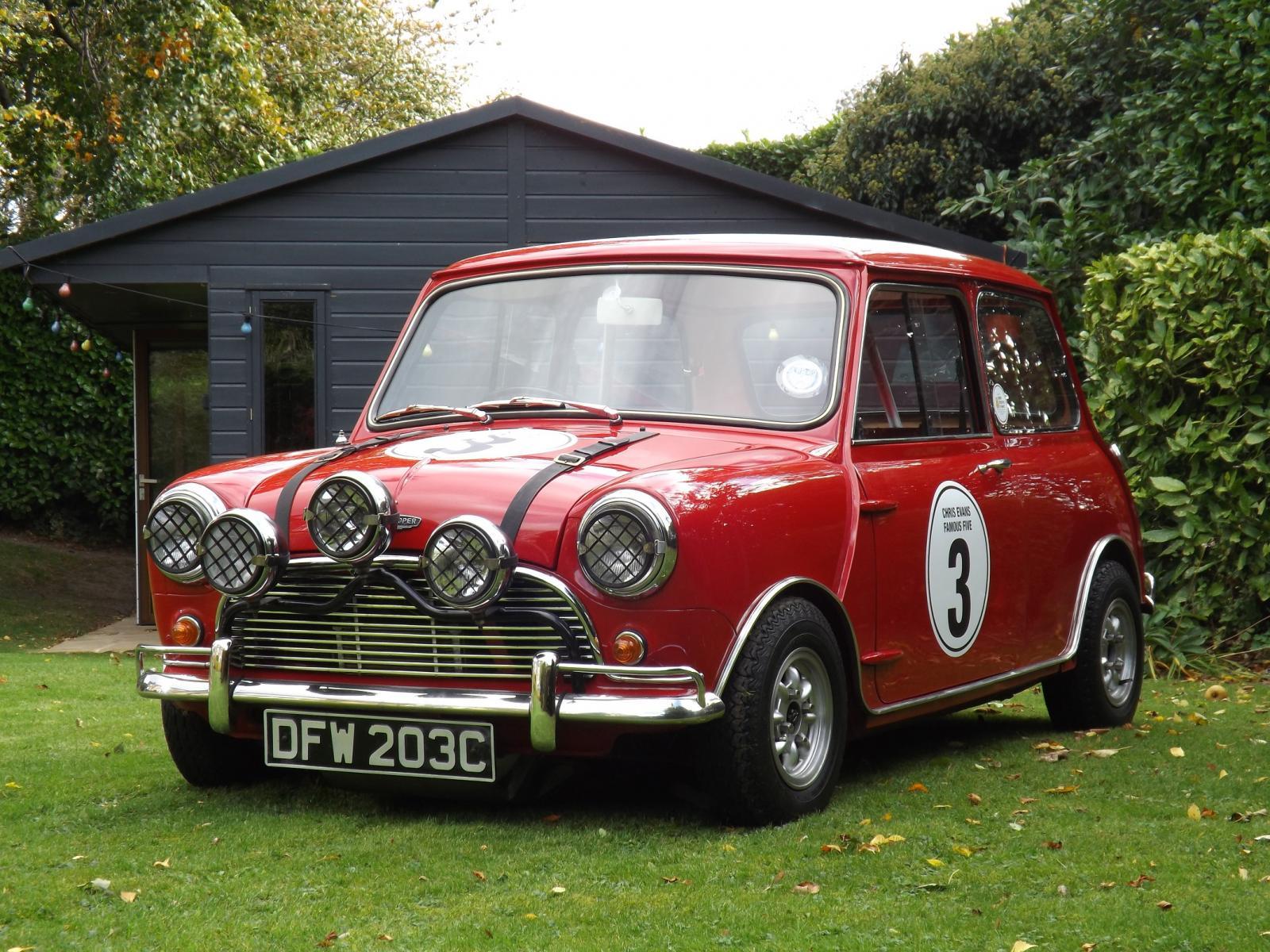 Mini Cooper S 1964