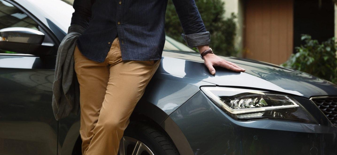 El SEAT Toledo Xcellence 2019 es un auto al que es fácil acostumbrarse por su conducción eficaz y cómoda