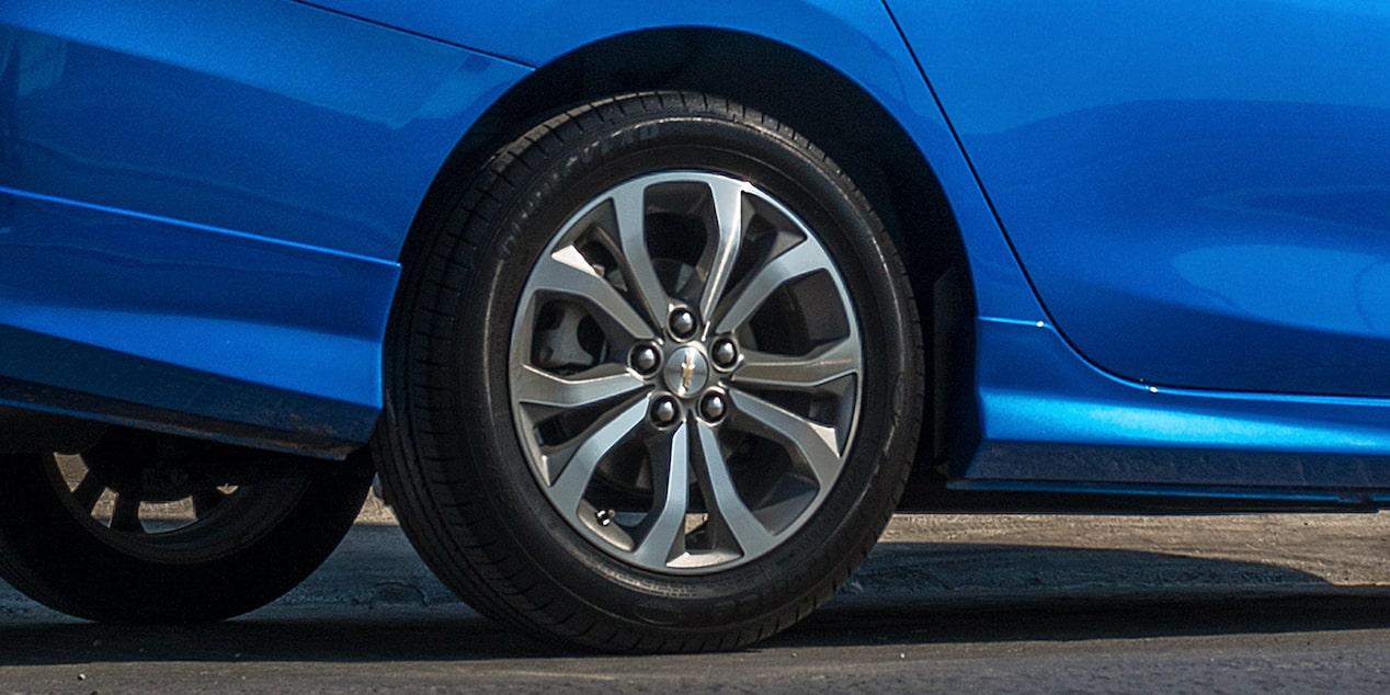 El Chevrolet Cavalier Premier Automático 2019 se comporta a la altura en materia de seguridad