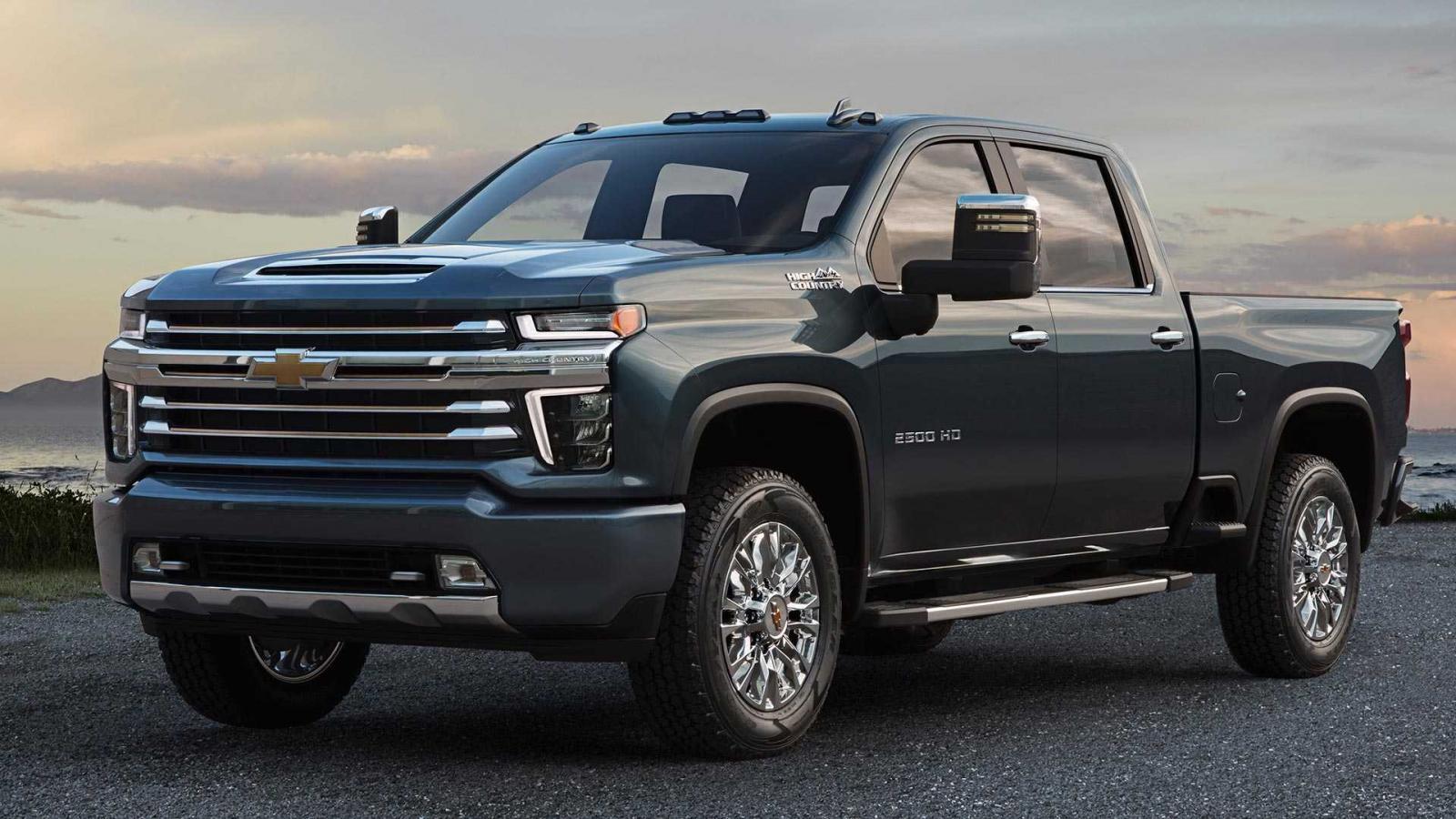 Ventajas desventajas de las pick up Chevrolet Silverado 2019 color negro