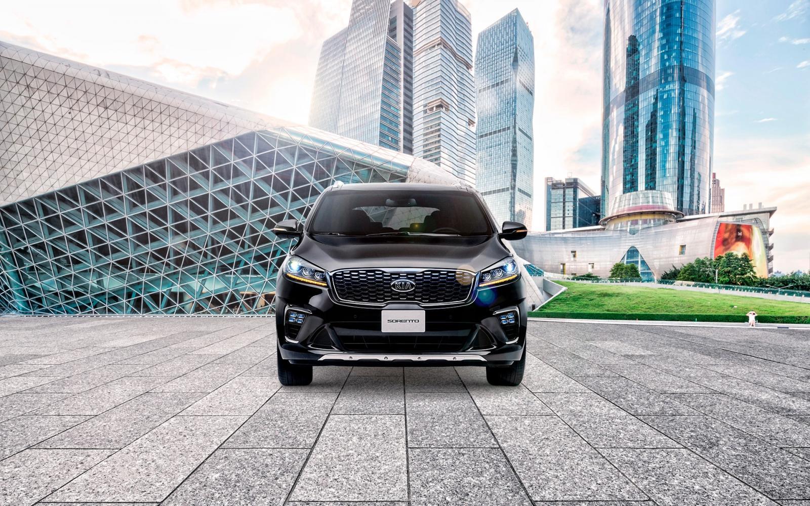 La Kia Sorento SXL AWD 2019 puede interesarle a quienes tengan una familia numerosa