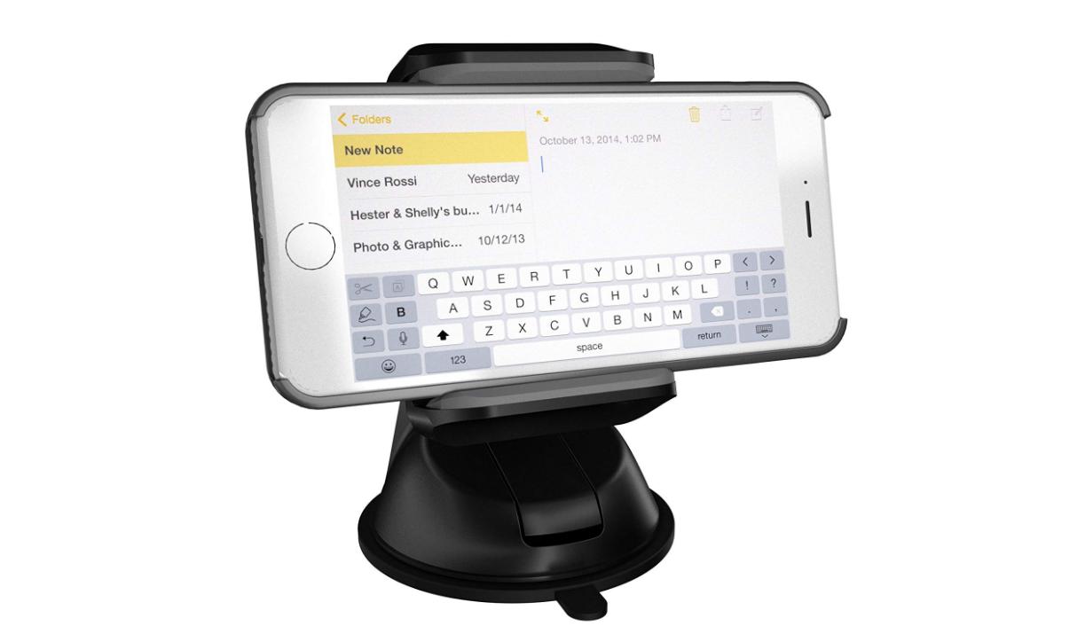 Los soportes de celular para auto se diferencian en el tipo de montaje y el mecanismo de agarre del dispositivo