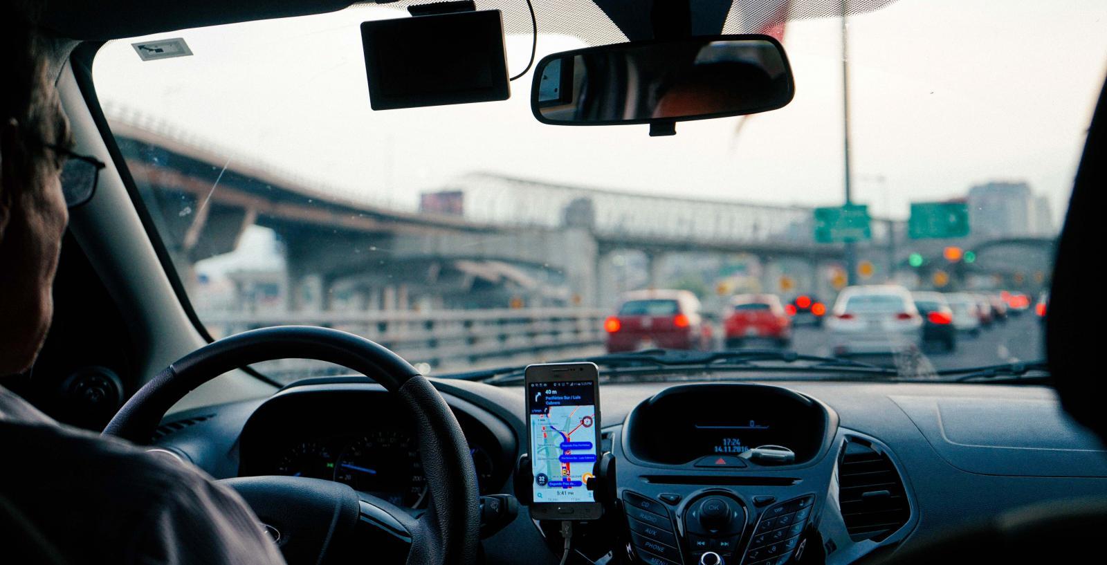 Existen lugares en la CDMX donde pedir un vehículo con aplicación es riesgoso