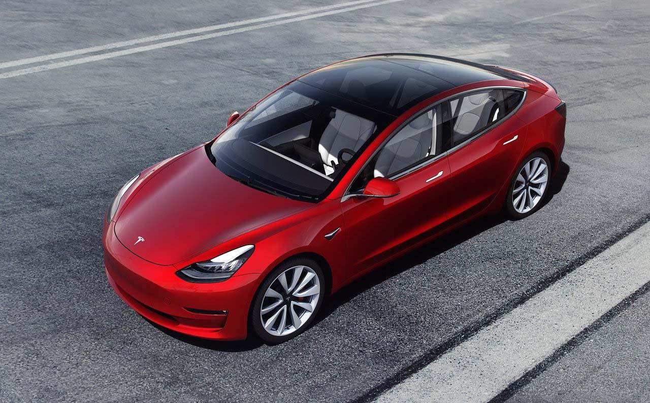 El Tesla Model 3 ha tenido un buen margen de ventas