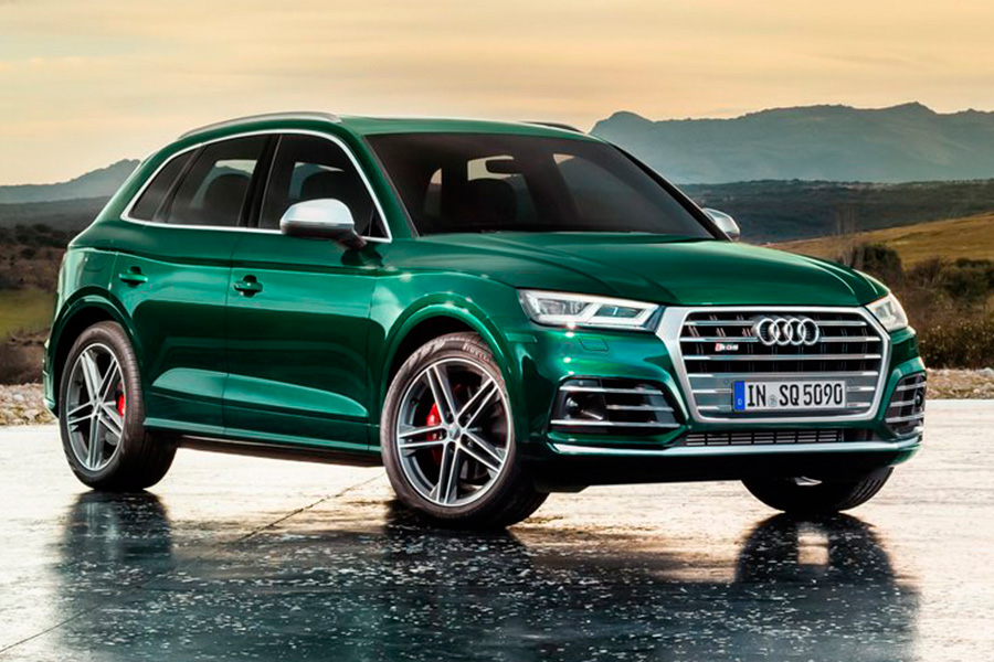 Audi Q5 2020 precio en México