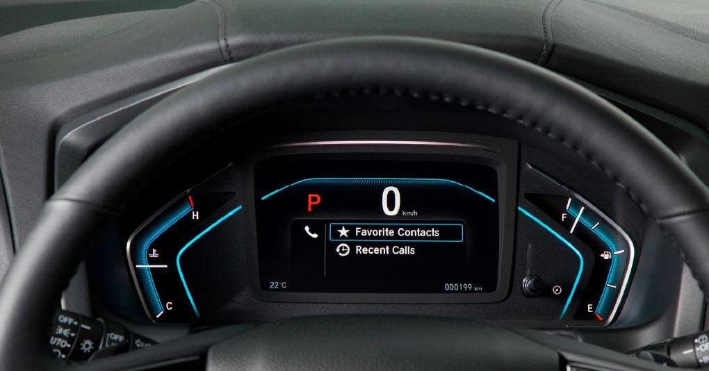 La Honda Odyssey Touring 2019 esconde un V6 de 3.5 litros bajo el cofre