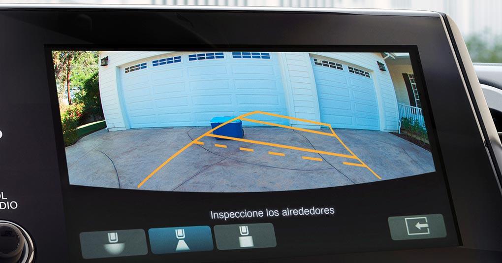 La Honda Odyssey Touring 2019 puede mejorar en la respuesta de sus sistemas de asistencia al conductor