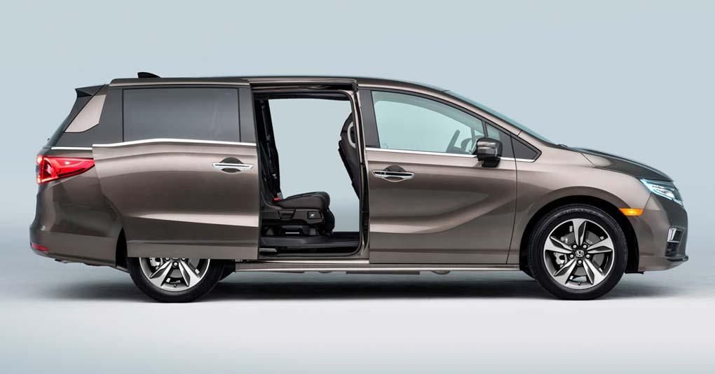 La Honda Odyssey Touring 2019 es un modelo que llenará las expectativas de quienes buscan una camioneta amplia, cómoda y con un manejo confiable