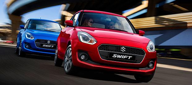 El Suzuki Swift 2020 precio en México proyecta dinamismo por su diseño juvenil y moderno