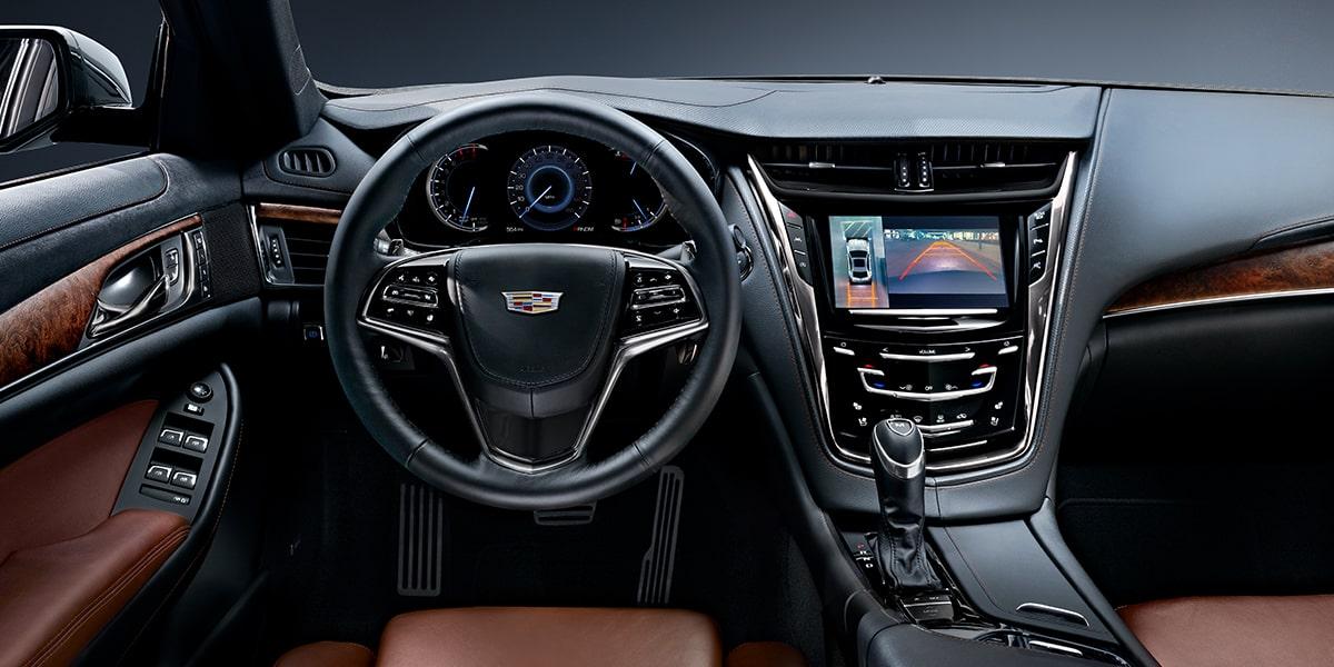 El Cadillac CTS Premium 2019 todavía puede mejorar en su interfaz y el carácter intuitivo para acceder a las diferentes funciones