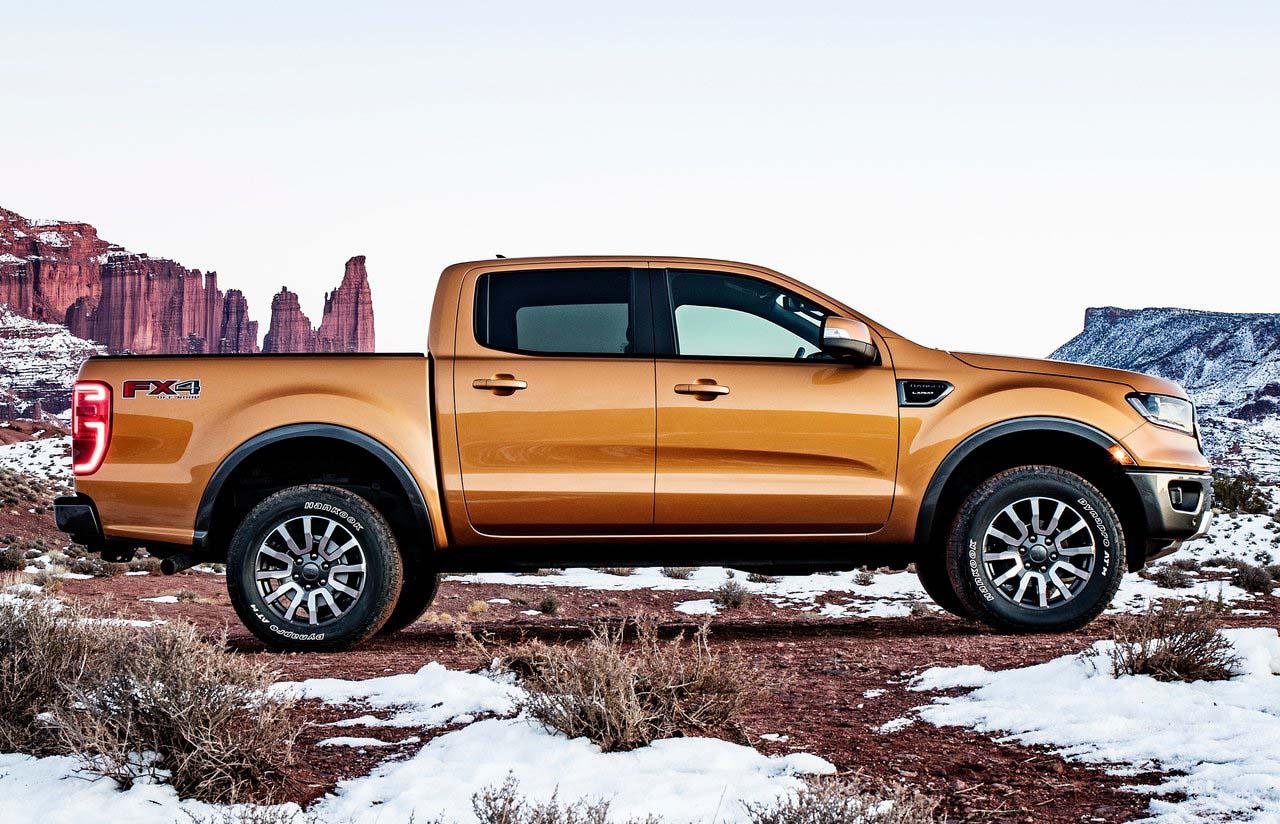 La Ford Ranger tiene dos versiones de motor en México