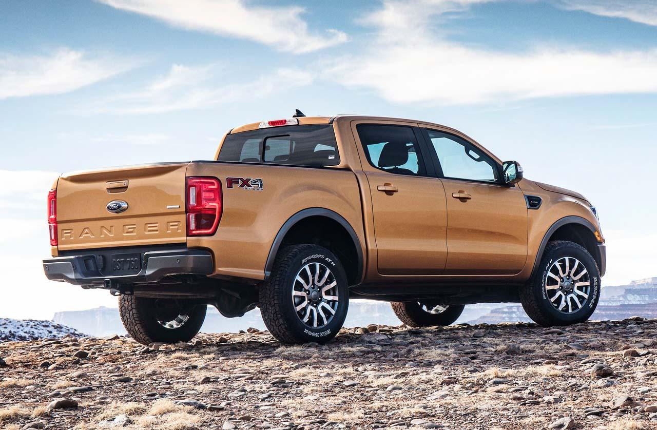 La Ford Ranger 2020 brinda todas las cualidad de una pick-up