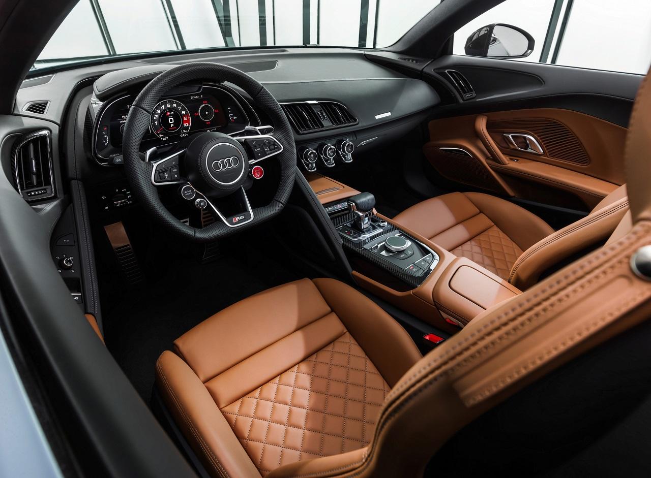 Audi R8 2020 precio en México