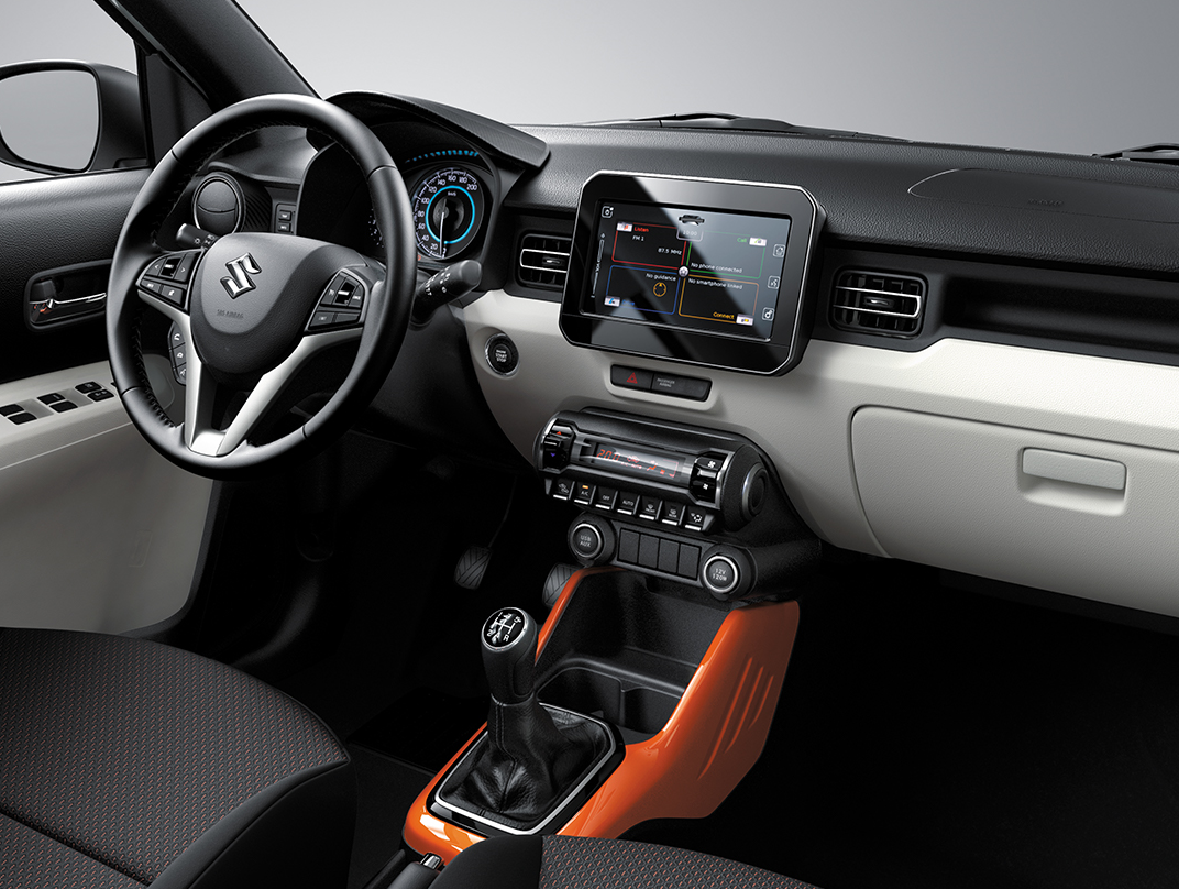 Suzuki Ignis 2020 precio en México