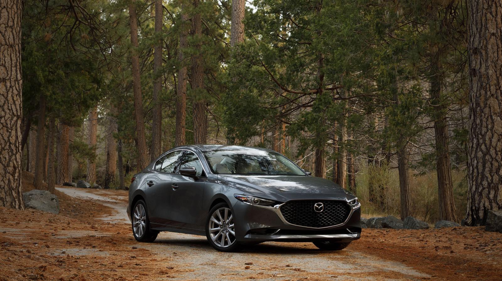 El Mazda 3 Sedan 2020 i Grand Touring proyecta elegancia y vanguardismo